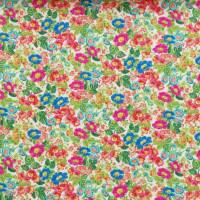 Hermione Fabric - Raspberry