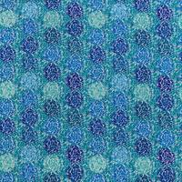 Lauren Fabric - Myrtille