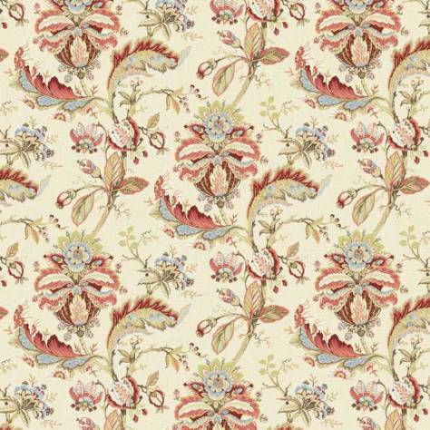Blendworth Fabrics Bellevue Prints Tranquility Fabric - 1 - TRANQUILITY1