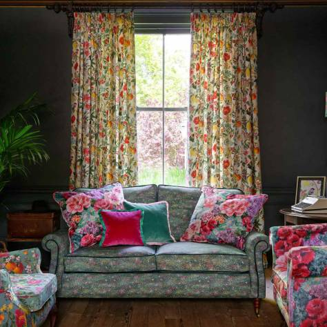 Blendworth Fabrics Antheia Fabrics Heathland Fabric - Confetti - ANTHEA1958