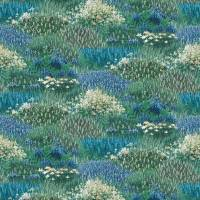 Heathland Fabric - Delft