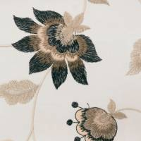 Wildflower Fabric - Cinnamon