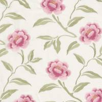 Pivoine Fabric - Cherry