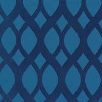 Concentric Fabric - Blue