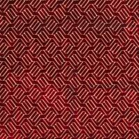 Douves Fabric - Rouge