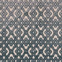 Montaigu Fabric - Bleu