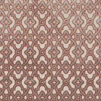 Montaigu Fabric - Terracotta