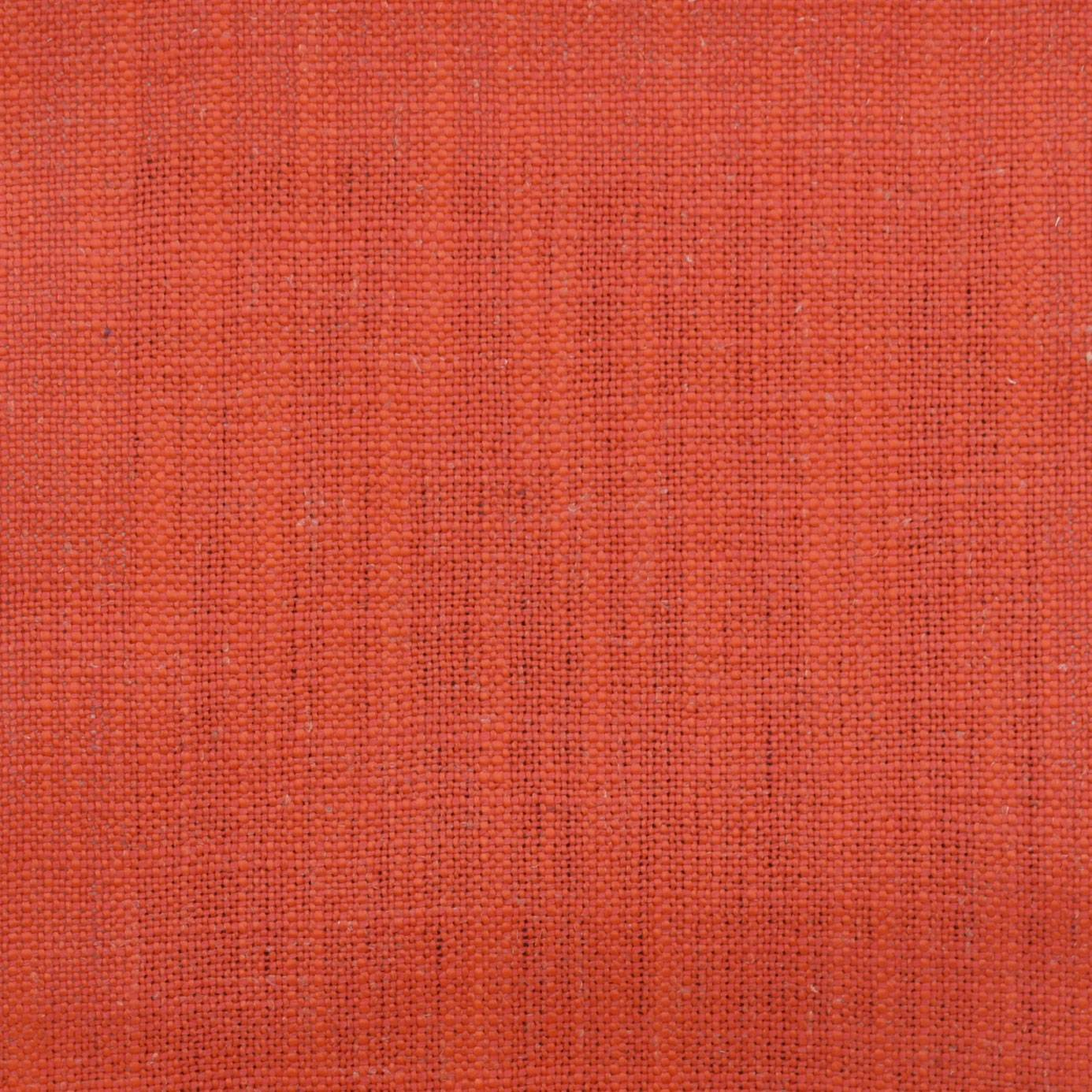Curtains In Tenere Fabric Red Orange 31172424 Camengo Tenere Fabrics Collection