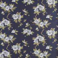 Fleurie Fabric - Denim