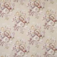 Monance Fabric - Plum