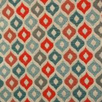 Tennyson Fabric - Coral