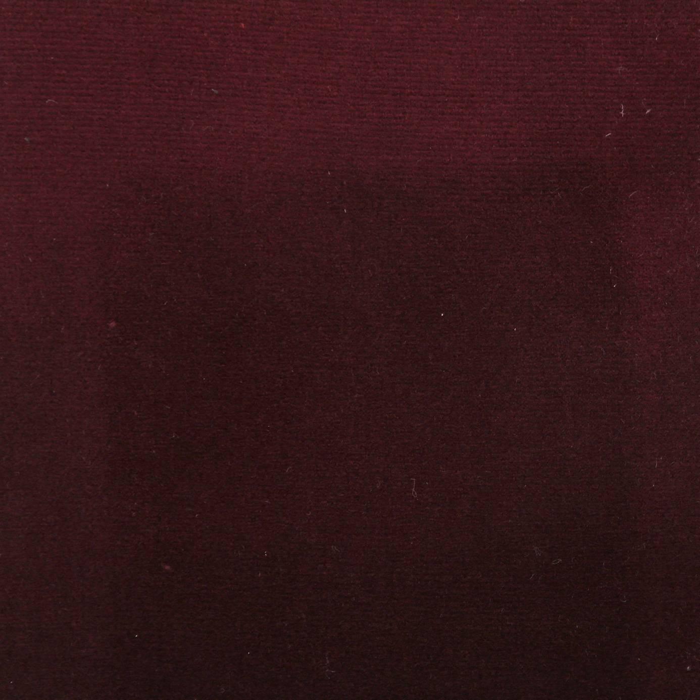 Plush Velvet Fabric Burgundy Plushvburngundy Warwick