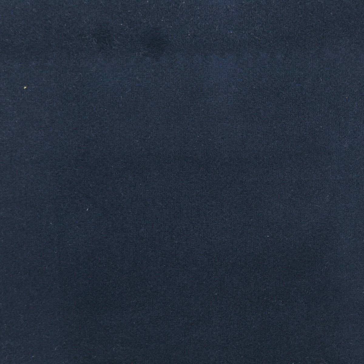 Plush Velvet Fabric Indigo Plushvindigo Warwick