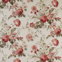 Wolseley Fabric - Red