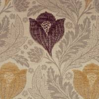 Ashbee Fabric - Mulberry