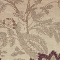 Byrdcliffe Fabric - Mulberry
