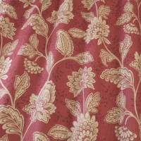 Charlton Fabric - Red Earth