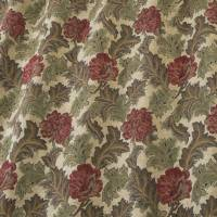 Harrington Fabric - Red Earth