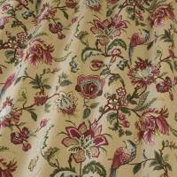 Linden Fabric - Red Earth