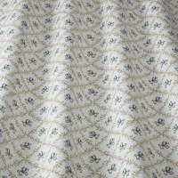 Trellis Fabric - Ebony
