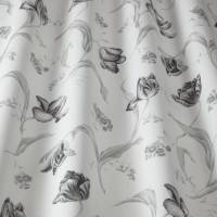 Tulipa Fabric - Ebony