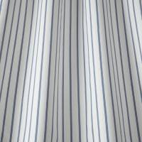 Ticking Stripe Fabric - Denim