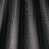 Symmetry Fabric - Ebony