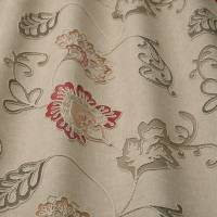 Alderney Fabric - Ruby