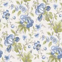 Country Manor Fabric - Dusk