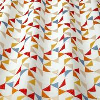Prism Fabric - Scarlet