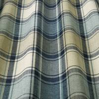 Argyle Fabric - Indigo