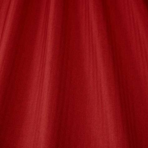 iLiv Cotswold Jewel Fabrics Bronte Fabric - Rouge - BRONTEROUGE