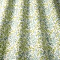 Leaf Vine Fabric - Jade