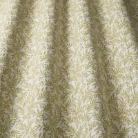 Leaf Vine Fabric - Moss