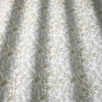 Leaf Vine Fabric - Natural