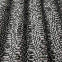 Isla Fabric - Ebony