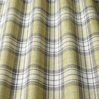 Shaker Check Fabric - Fern