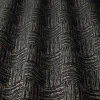 Cubic Fabric - Carbon