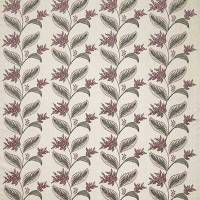 Berry Vine Fabric - Thistle