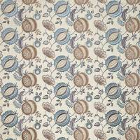 Figs & Strawberries Fabric - Dove
