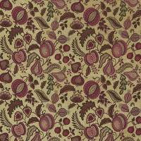 Summer Fruits Fabric - Thistle