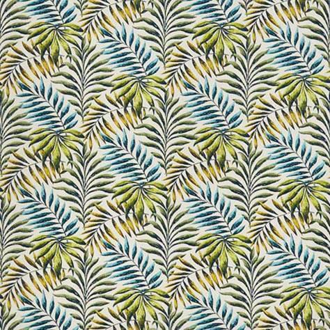 iliv Rainforest Manila Colour Lagoon Tropical Curtain//Upholstery Fabric