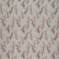 Feather Boa Fabric - Coral