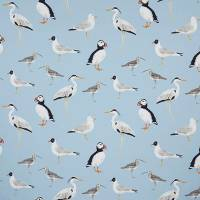 Seabirds Fabric - Marine