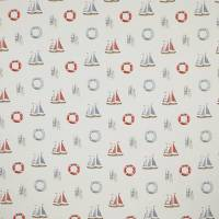 Seashore Fabric - Marine