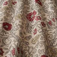 Chalfont Fabric - Ruby