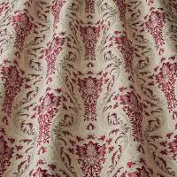 Lynwood Fabric - Carmine