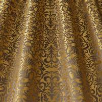 Brocade Fabric - Maize