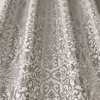Brocade Fabric - Oyster