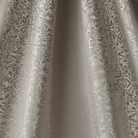 Brocade Stripe Fabric - Ash Grey